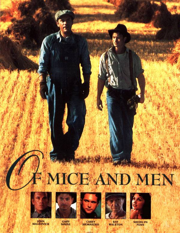 my of mice and men cast Won't you be my neighbor  of mice and men honorably serves john steinbeck's classic story of two depression  but it's impeccably cast and mostly.